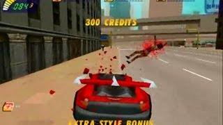 Carmageddon 2 : Carpocalypse Now for PC Gameplay video