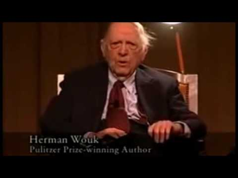 Herman Wouk reads from several of his greatest books (San Diego, 2001)