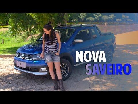 Teste | Nova VW Saveiro Cross Estendida 1.6 120 Cv