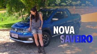 Teste | Nova VW Saveiro Cross Estendida 1.6 120 cv 2017