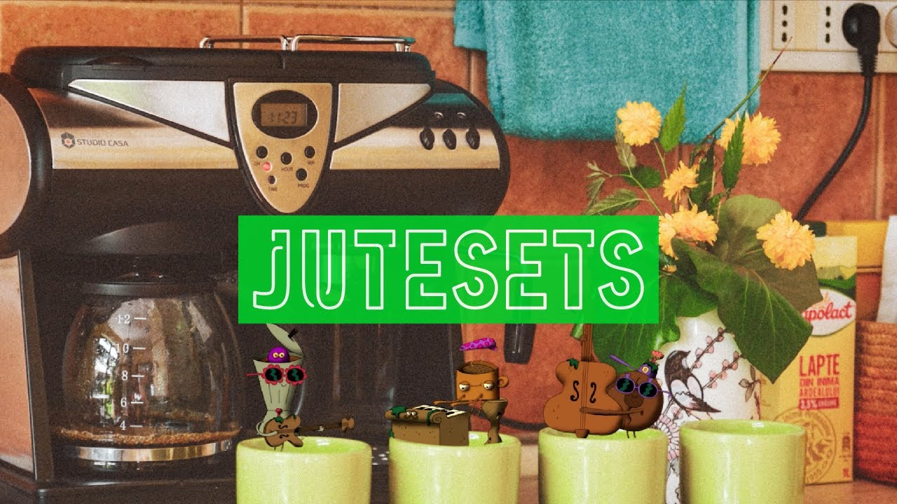 JUTESETS - 'Space Rangers' M/V - 2nd Album Release 'Space Forest'