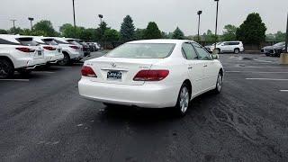 2005 Lexus ES 330 Naperville, Aurora, Joliet, Downers Grove, Bolingbrook, IL 180926BB