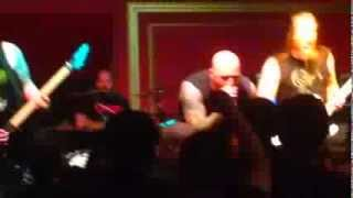 "War of Ages - ""Through The Flames"" Live in Muncie Indiana"