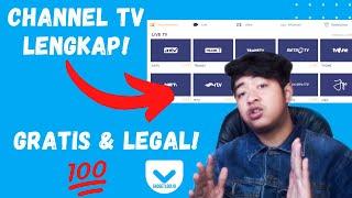 7 CARA NONTON TV DI LAPTOP SECARA GRATIS DAN LEGAL ‼️ (TV INDONESIA & TV LUAR NEGERI) screenshot 5