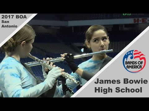 James Bowie High School 2017 BOA San Antonio Prelims