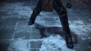 Path of Exile: Pitch Black Boots