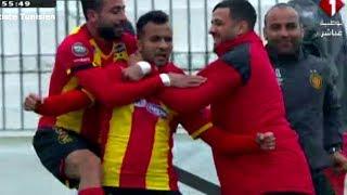 Espérance Sportive de Tunis 2-1 Club Africain 06-01-2019 - Les buts du Match EST vs CA
