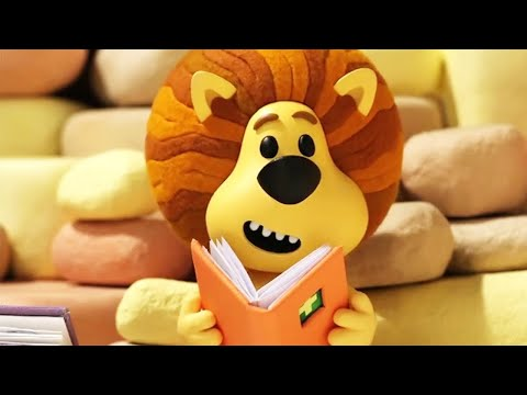 Raa Raa The Noisy Lion Official | Dr. Raa Raa | Full Episodes | Kids Cartoons | Videos For Kids  🦁