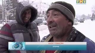 В Солнечногорске продолжается строительство пешеходной зоны