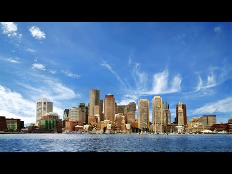 Boston Trip Vlog