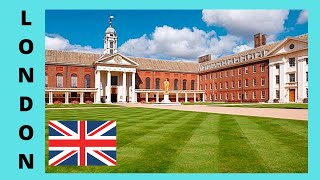 EXPLORING the historic Royal Hospital Chelsea, LONDON (England)