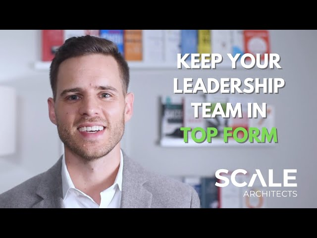 Keep Your Leadership in Top Form