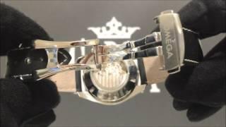 Omega Speedmaster Broad Arrow GMT Comprar 54912