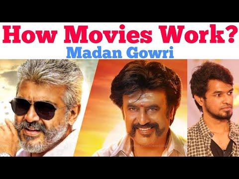 How Tamil Movies Work | Tamil | Vishal Arrest | Madan Gowri | MG