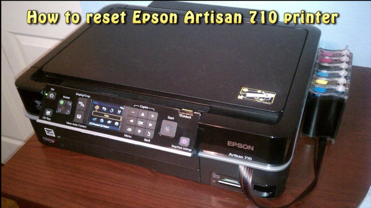 EPSON ARTISAN 710 DRIVERS FOR PC