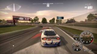 HD4850 - Need For Speed SHIFT Drift Gameplay