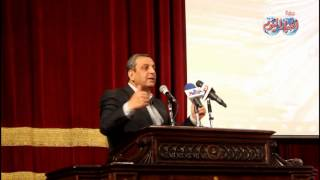 كلمة يحيى قلاش نقيب الصحفيين في حفل تسليم شهادات برنامج تنمية مهارات الصحفيين
