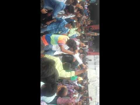 baahubali festival in Jagtial