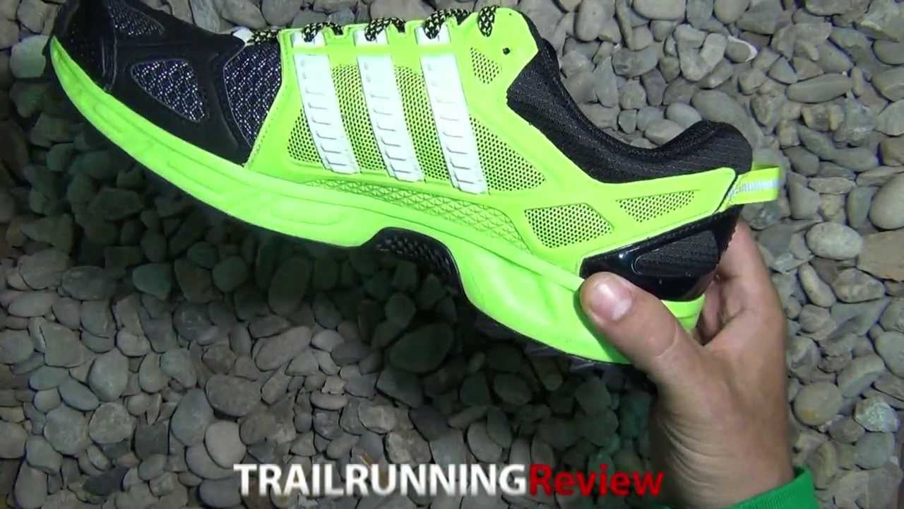 Adidas Kanadia TR 6 Review - YouTube