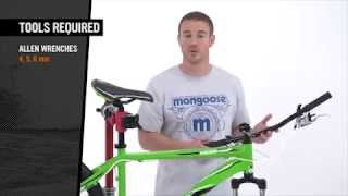 Mongoose Assembly Guide - Handlebars