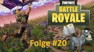 Auto-tué avec lance-roquettes🔫🔥 FORTNITE #020 gameplay allemand