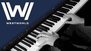 Westworld - Opening Theme - Piano Cover