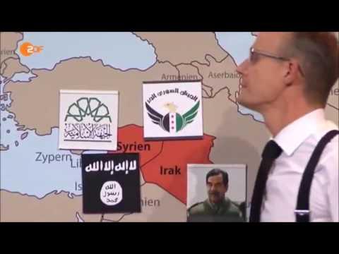 Syrien wie alles begann  Die Anstalt