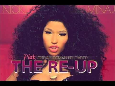 Nicki Minaj - Up In Flames (Full Song) (Roman Reloaded The Re-Up Album)