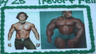Plan B birthday session for Trevor McClung & Felipe Gustavo