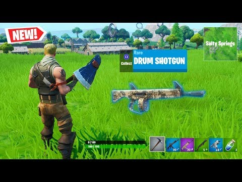 11 Minutes 56 Seconds Of Leaked Fortnite Items...