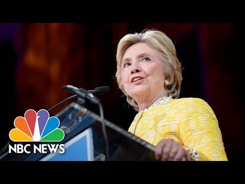 Hillary Clinton Calls Trump Budget An 'Unimaginable Level Of Cruelty' | NBC News