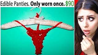 Hilarious People Trying to Sell THE WORST Things
