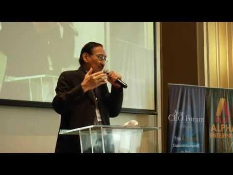 Asia Sales and Marketing Summit - Reli German