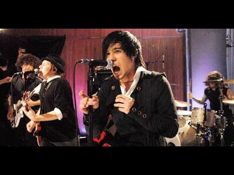 Fall Out Boy  - 'Thnks fr th Mmrs' LIVE VMA 2007