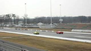 MR2 Turbo v. Corvette