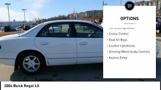 2004 Buick Regal Iowa City IA J2471B