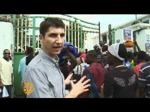 Haiti struggles to contain cholera
