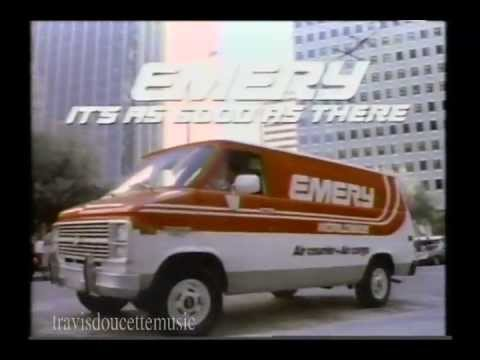 Emery Air Courier (80's)