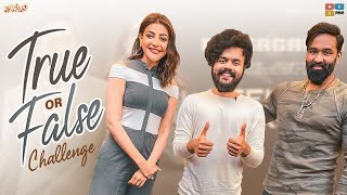 TRUE OR FALSE CHALLENGE Ft. KAJAL AGGARWAL & MANCHU VISHNU || Kaasko || Tamada media