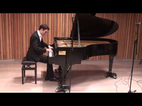 Beethoven Sonata No. 30 Op. 109 in E major - 1st and 2nd movements