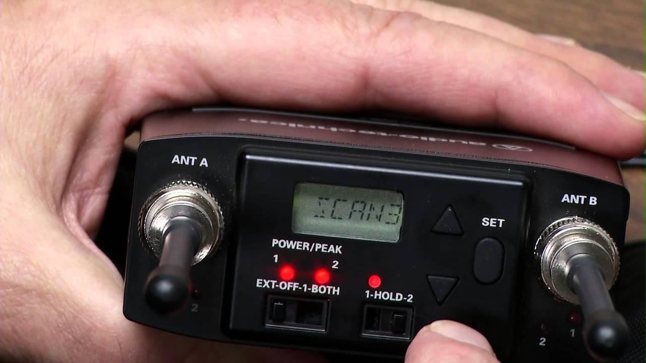 Audio-Technica ATW-T310EX