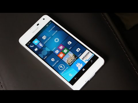 Microsoft Lumia 650: Unboxing + Hands On (White)