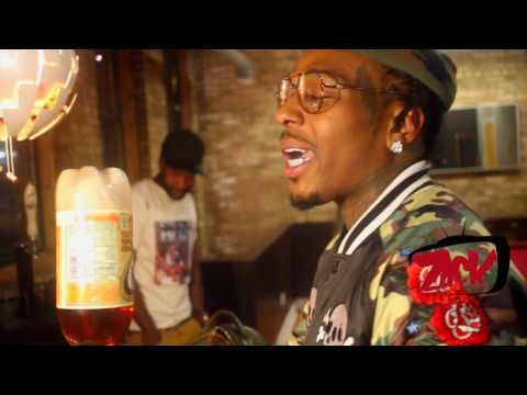 Sauce Walka Gives 101 On Drank Lean & Pour Up Extra Drippy  Shot  @TheRealZacktv1