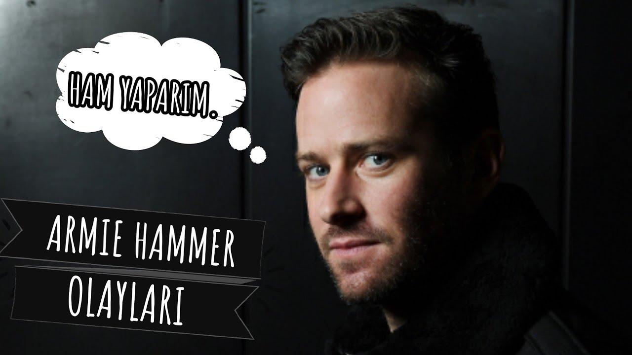 Armie Hammer Olayları
