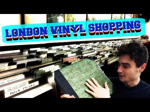 Record Shopping In London!