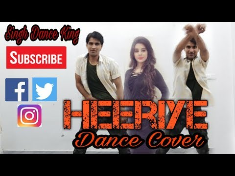 Heeriye Song - Race 3 | Salman Khan, Jacqueline | Ft. Deep Money, Neha Bhasin Dance Cover ||