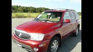 Used Car for Sale MD Dealer 2004 Buick Rainier