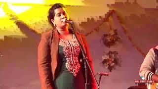Sadher Lau Banilo More Boiragi by Nancy Live Stage Song