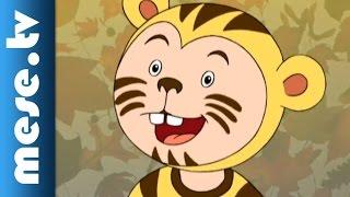 Gryllus Vilmos - Maszkabál: Der Tiger (Deutsch, német verzió, gyerekdal)