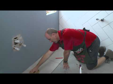How To Lay Floor Tiles - DIY At Bunnings